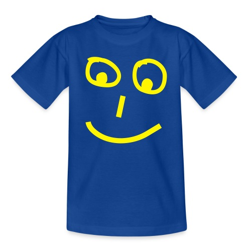 Face - Teenager T-shirt