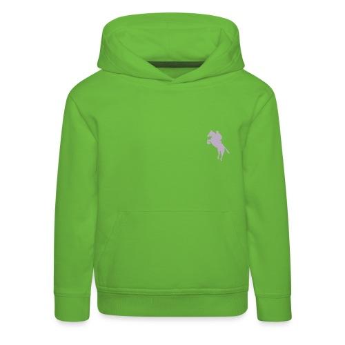 felpa bambino - Felpa con cappuccio Premium per bambini