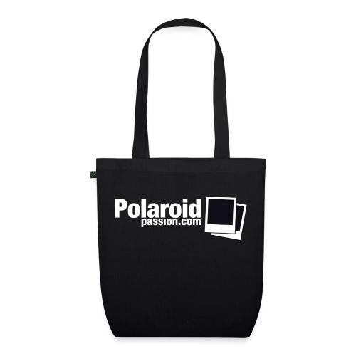 Sac Bio Polaroid Passion - Noir - Sac en tissu biologique