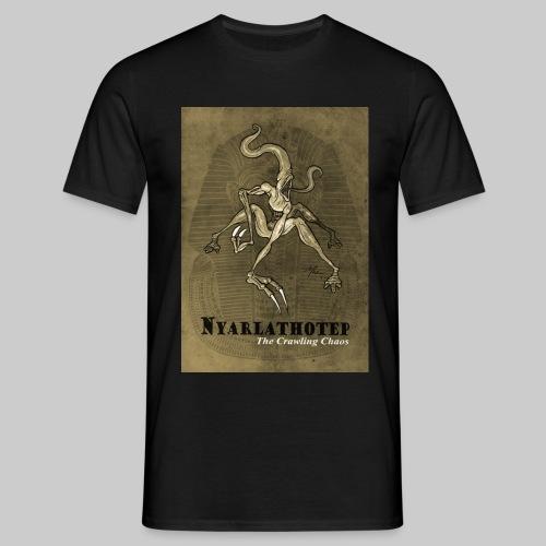 MTE: Nyarlathotep - The Crawling Chaos - Men's T-Shirt