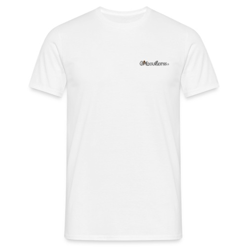 Corporate Blanc - T-shirt Homme