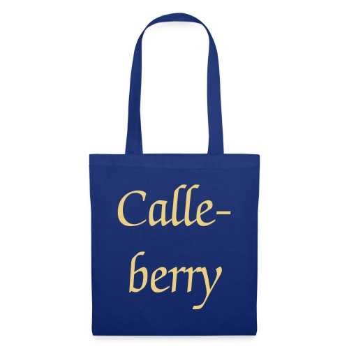 Teddy Calle-berry Player 11 - Calemana - Stoffbeutel