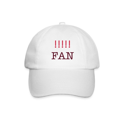 Calle-Fan, It's Fun: Cap - Baseballkappe