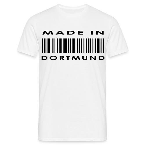 Made in Dortmund - Männer T-Shirt