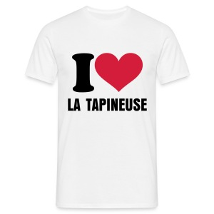 T shirt homme I love - T-shirt Homme