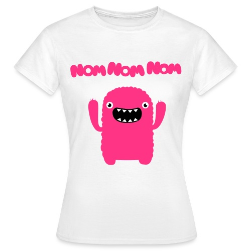 Nom Nom Nom - Women's T-Shirt