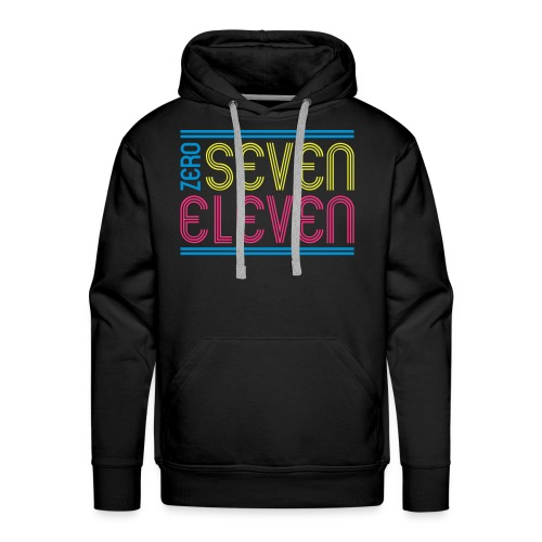 ZERO SEVEN  - Männer Premium Hoodie