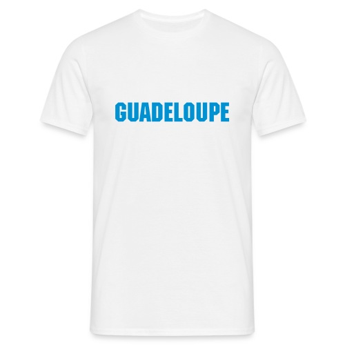 guadeloupe - Men's T-Shirt