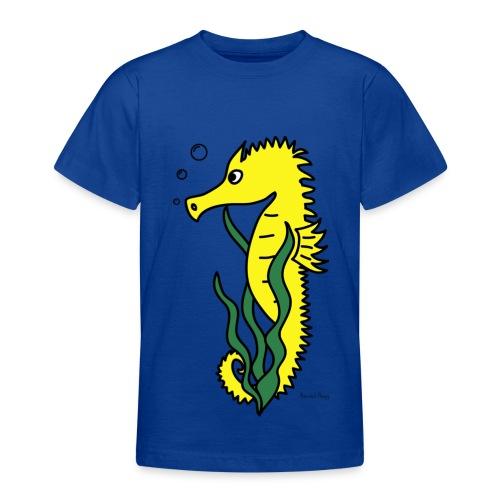 Phil l'Hippocampe pour les p'tits - T-shirt Ado