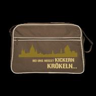 Taschen & Rucksäcke ~ Retro Tasche ~ Krökel | Bag