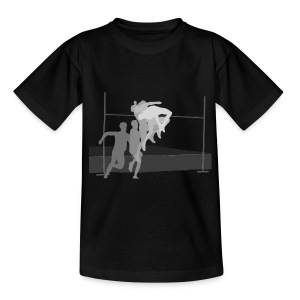 High Jump - our passion - Teenager T-Shirt