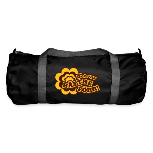 DET VAR BÄTTRE FÖRR! Väskor & ryggsäckar - Sportväska