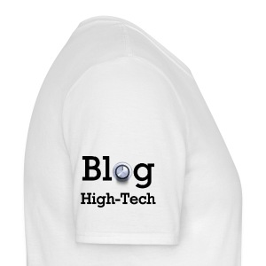 Manche Blog High-Tech - T-shirt Homme