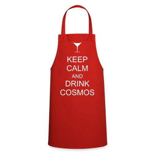 KEEP CALM AND DRINK COSMOS Apron - Cooking Apron