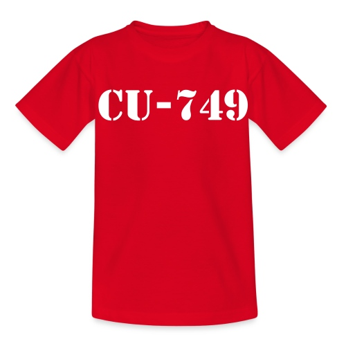CU-749child - T-shirt Ado