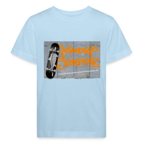 Graffiti Skateboard Kinder - Kinder Bio-T-Shirt