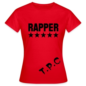 5-Star Rapper - Women's T-Shirt