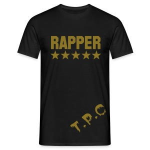 5-Star Rapper - Men's T-Shirt