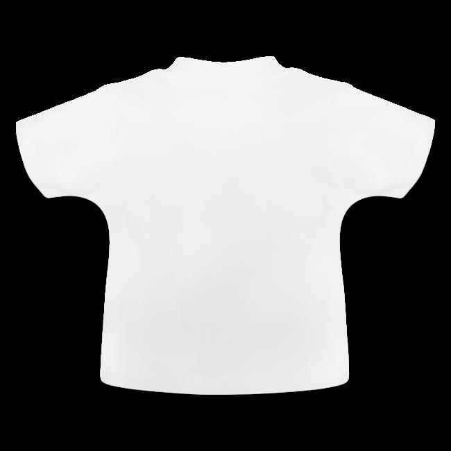 Baby shirt: niks boefje, terroristje !