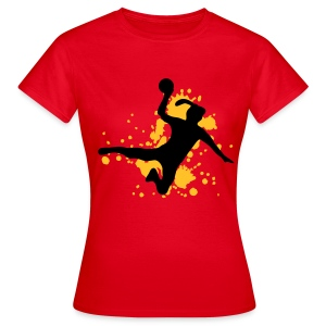 Basketball - Women's T-Shirt