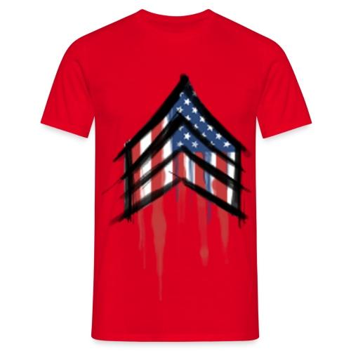 Amerika - Männer T-Shirt