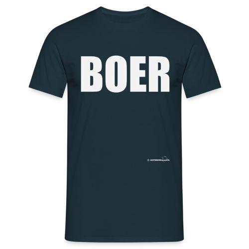 BOER - Mannen T-shirt