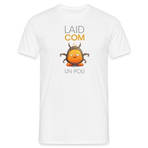 T-SHIRT laid comme un pou - T-shirt Homme