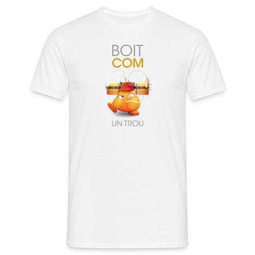 T-SHIRT boit comme un trou - T-shirt Homme
