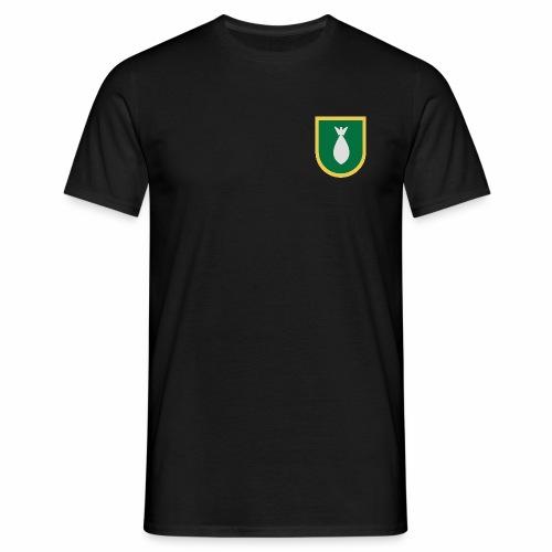 Kranaatinheitinmies - Miesten t-paita