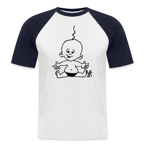 Baby - Männer Baseball-T-Shirt
