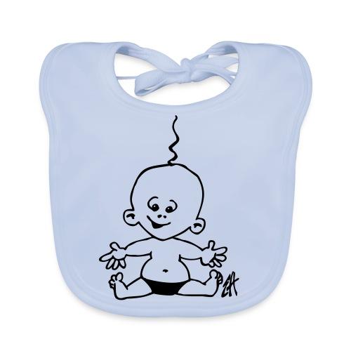 Babylatz - Baby Bio-Lätzchen