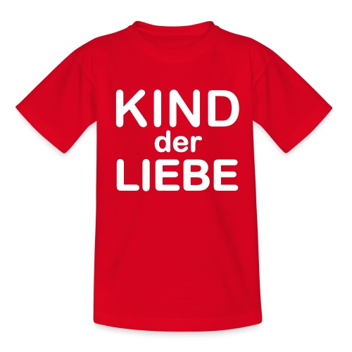 Kindershirt - Teenager T-Shirt