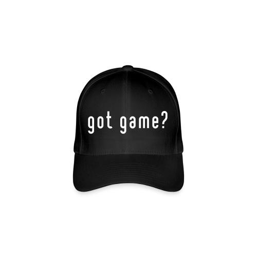 got game ? - Flexfit Baseballkappe