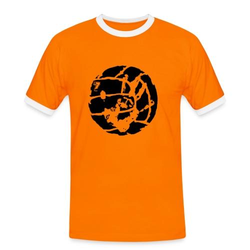 Maglietta Contrast da uomo - Pallavolo,Volleyball,ball,volley