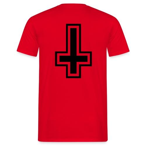 Petruskreuz - Männer T-Shirt