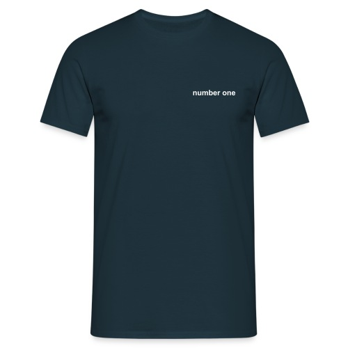 number one arm band - Men's T-Shirt