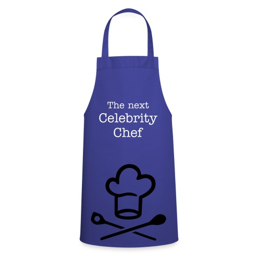 CelebrityChef - Cooking Apron