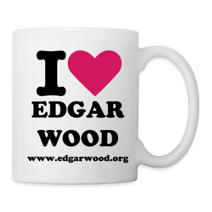 I Love Edgar Wood Mug - Mug
