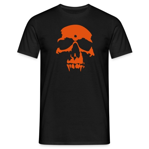 Orange Death - Men's T-Shirt