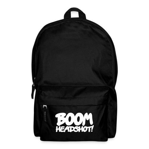Boom Headshot - Rucksack
