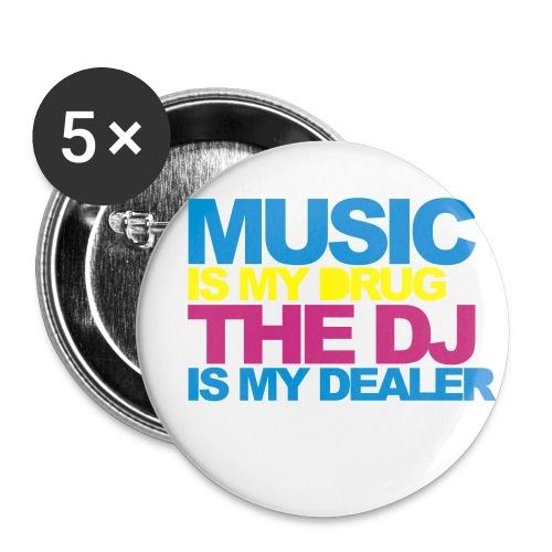Music - Chapa grande 56 mm
