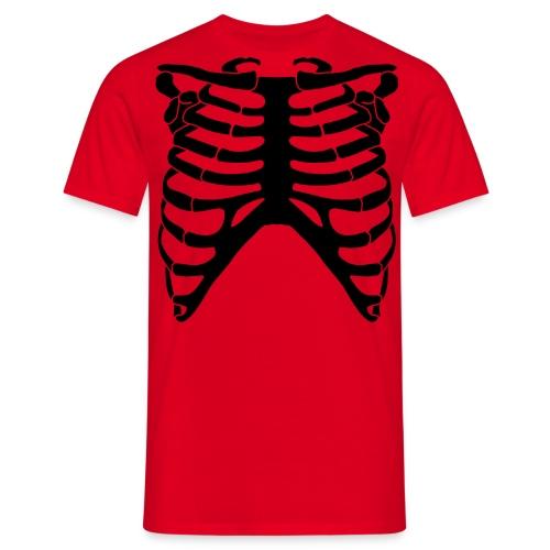squelette - T-shirt Homme