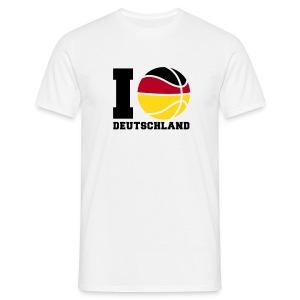 I BALL DEUTSCHLAND 2011 - Männer T-Shirt