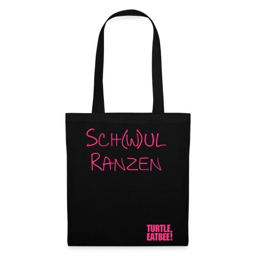 Sch(w)ulranzen Black - Stoffbeutel