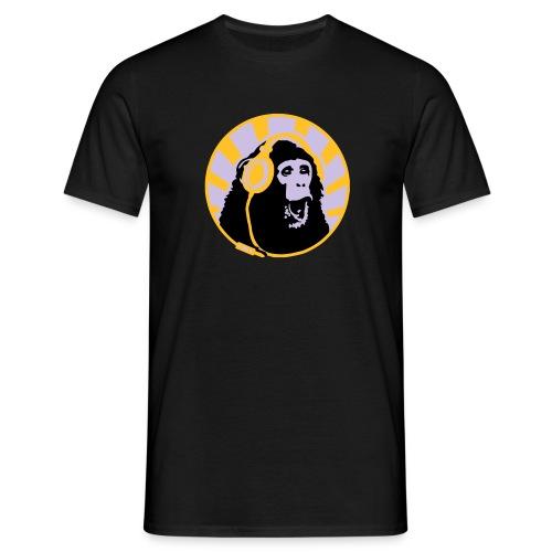 Monkey - Herre-T-shirt