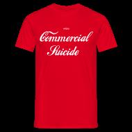 T-Shirts ~ Männer T-Shirt ~ Enjoy Shirt rot