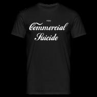 T-Shirts ~ Männer T-Shirt ~ Enjoy Shirt schwarz