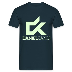Glow in the dark Kandi shirt - Men's T-Shirt