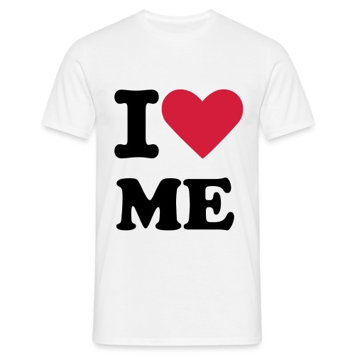 Love yourself - Herre-T-shirt