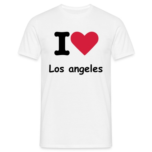 Y LOVE L.A - T-shirt Homme